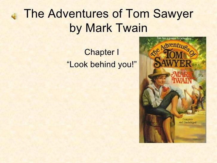 The adventure of tom sawyer idiom