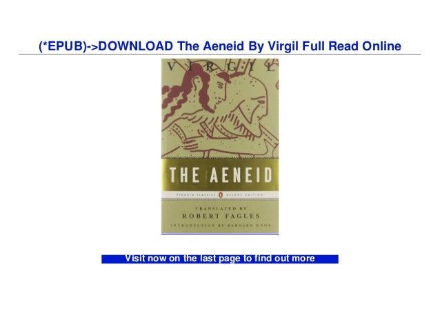 (*EPUB)->DOWNLOAD The Aeneid By Virgil Full Read Online Slide 2