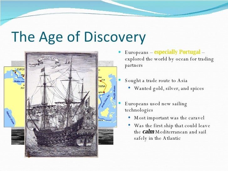 The Age Of Reconnaissance Discovery Exploration And