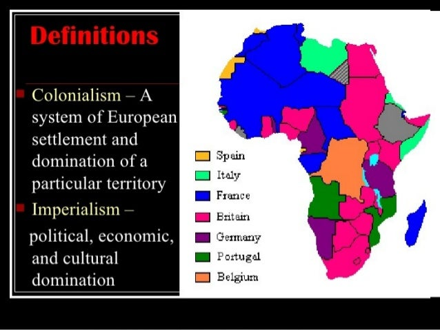 19th century colonialism Colonialism across europe prior to the 19th century european imperialism: characteristics, motives & effects related study materials.