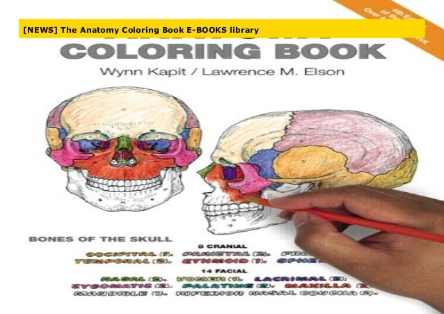 - BEST BOOKS] The Anatomy Coloring Book PDF Books