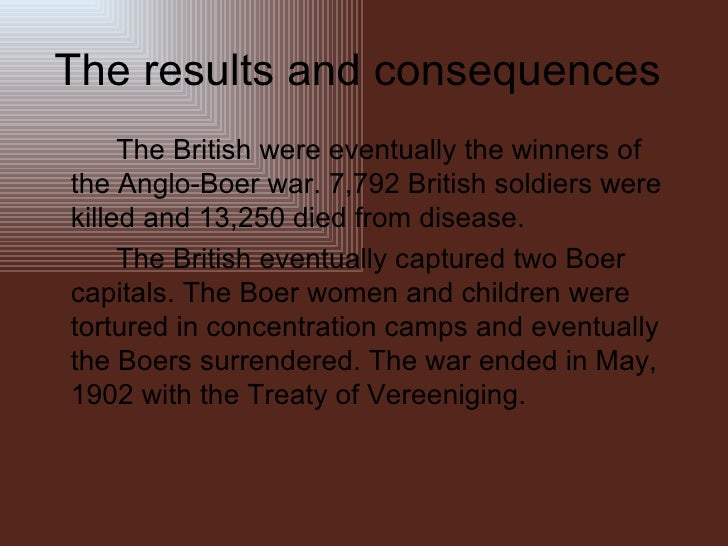 causes of the second anglo boer war