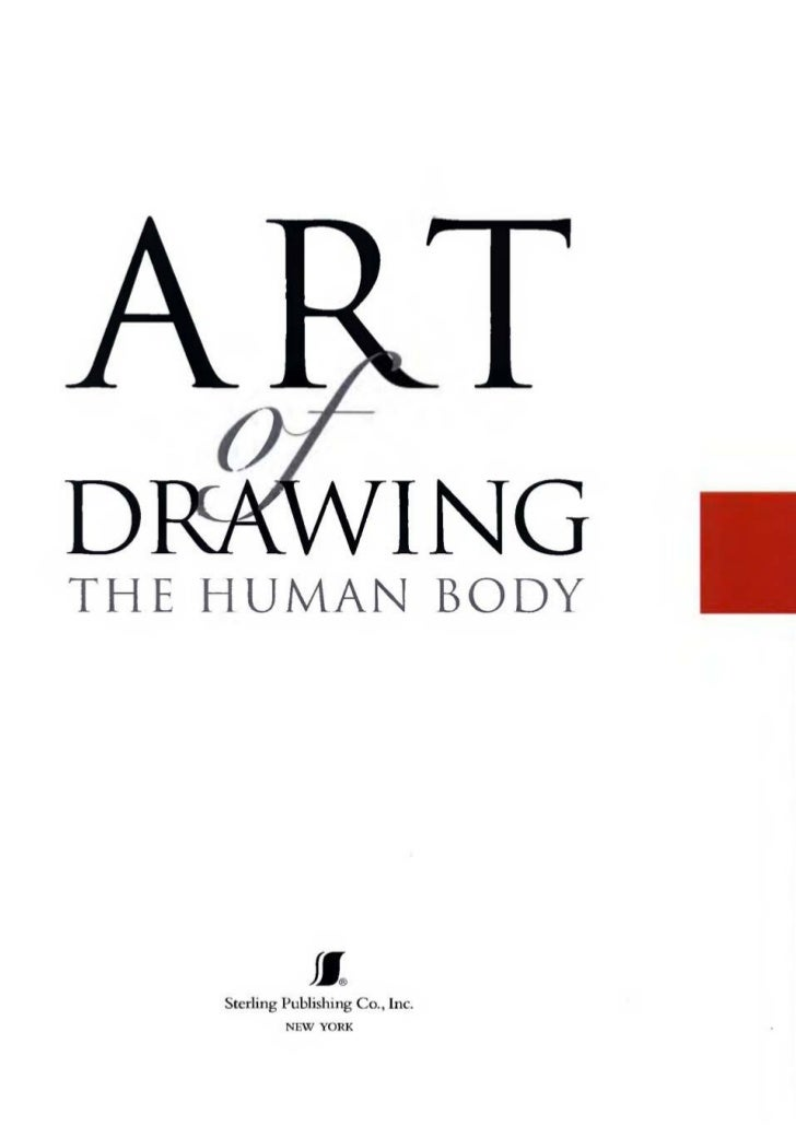 The art-of-drawing-the-human-body Slide 3
