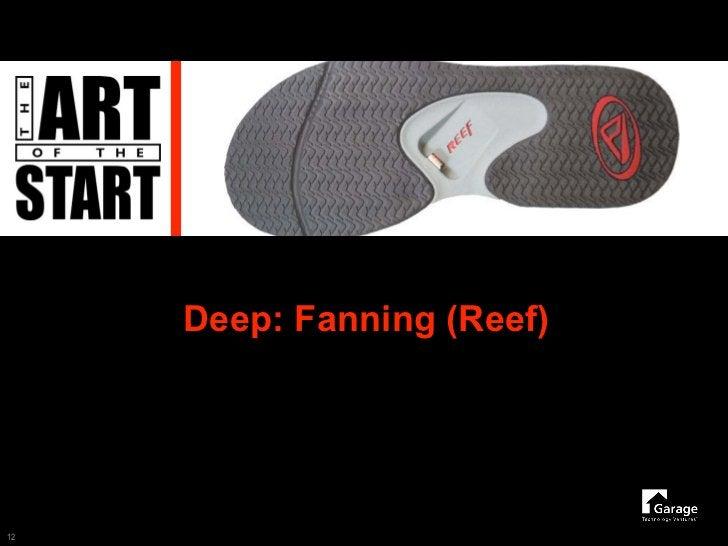 Deep: Fanning (Reef)     12