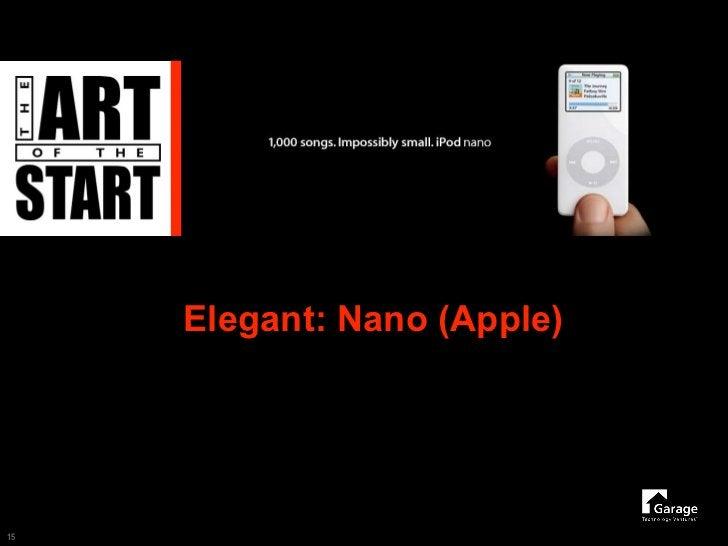 Elegant: Nano (Apple)     15