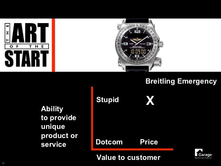 Breitling Emergency                                 X                   Stupid      Ability      to provide      unique   ...