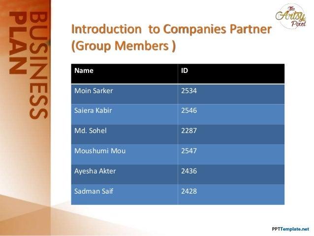 Business Plan: Photography Business (slides) Slide 3