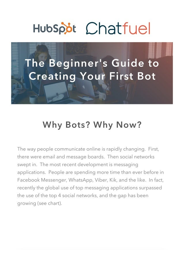 how to create an ai chat bot