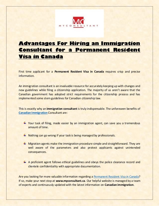 Best Canada Immigration Consultants in ...
