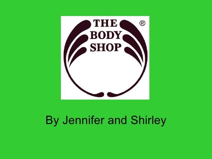 By Jennifer and Shirley