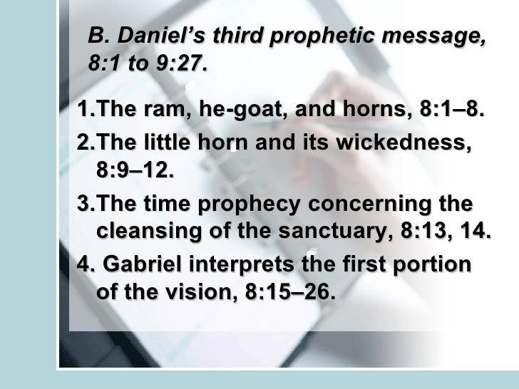 book of daniel summary pdf