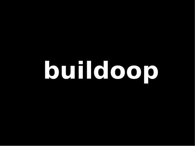 buildoop