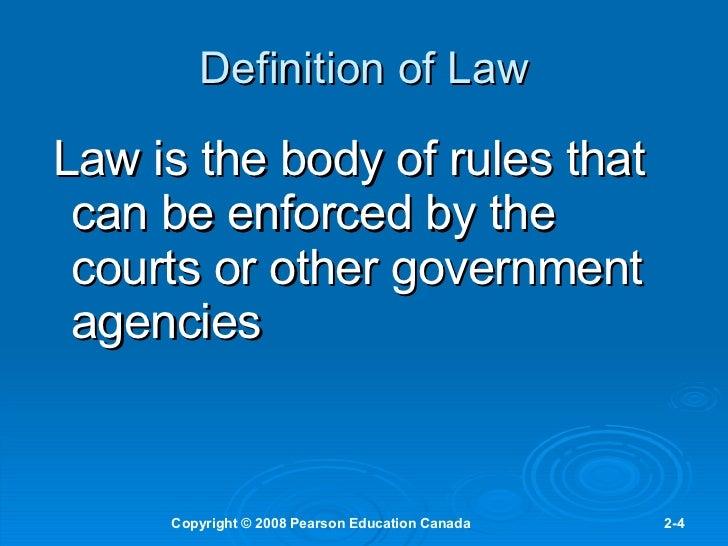 Legal Studies (LGST) 230