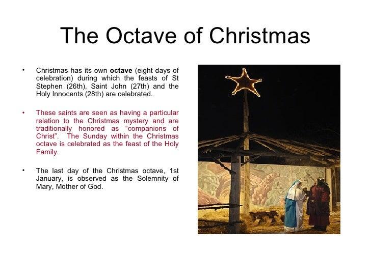 The Christmas Season