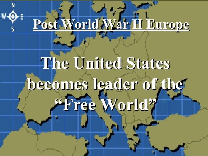 Eastern Europe After the Cold War - SlideShare