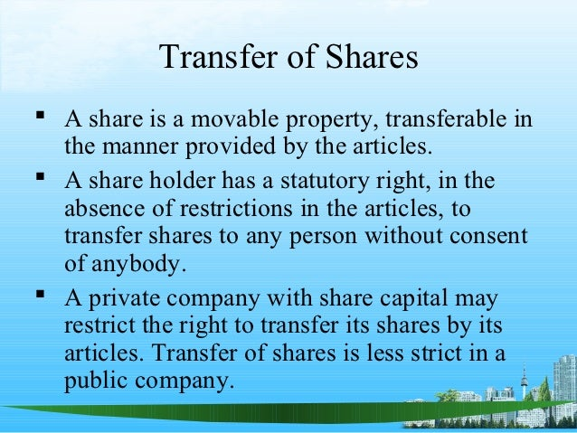 transfer of shares When you buy shares and the price you pay is greater than £1,000, and the purchase is recorded on a stock transfer form, you'll need to get the form stamped by hm revenue and customs (hmrc) and .