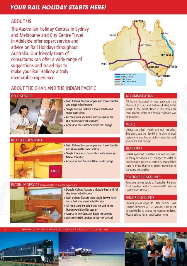 L Talbot Travel To Australia