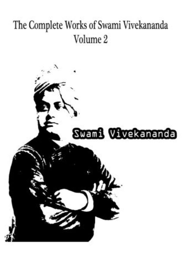 Pdf The Complete Works Of Swami Vivekananda Volume 2 Ready