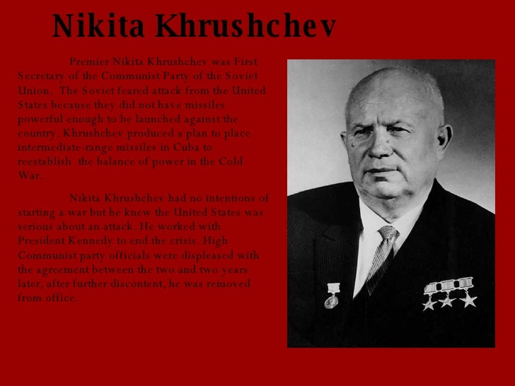 why was khrushchev toppled from power Why was khrushchev removed from power in 1964 in 1964, khrushchev was forced out of parliament by his colleagues this happened because he lost the confidence of.