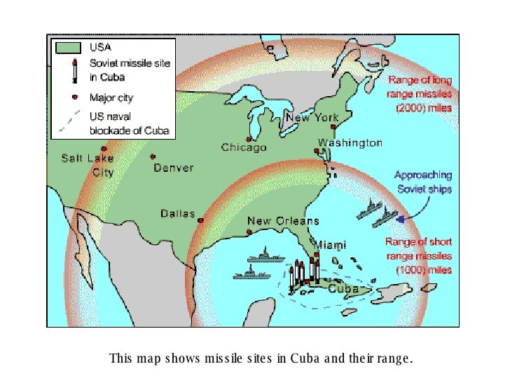 a history of the cold war and the cuban missile crisis American history  cold war  cuban missile crisis  the cuban missile  crisis was the first and only nuclear confrontation between the united states and .