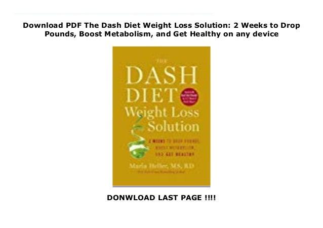 marla heller dash diet pdf