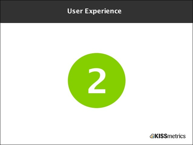 User Experience  2