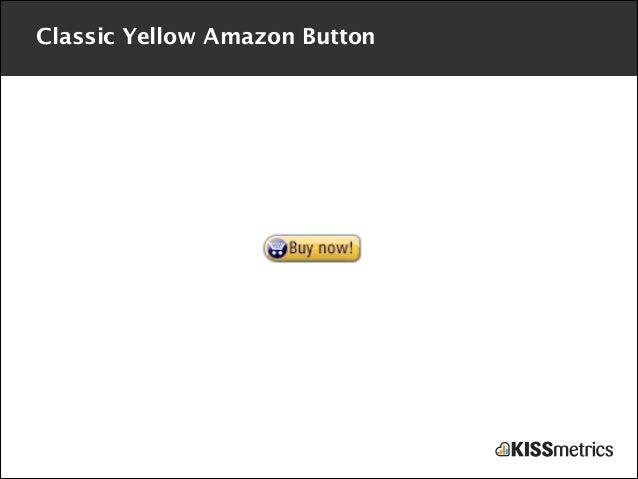 Classic Yellow Amazon Button