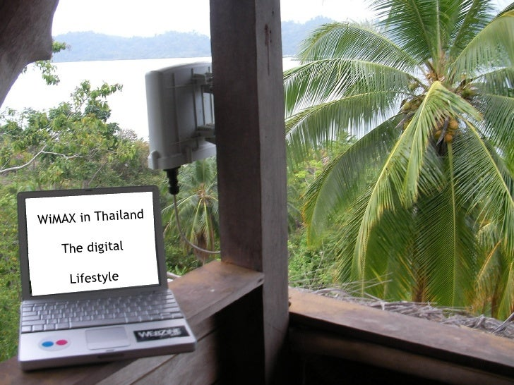 WiMAX in Thailand The digital Lifestyle