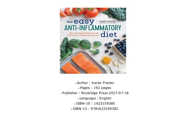 is fast an anti inflamatory diet