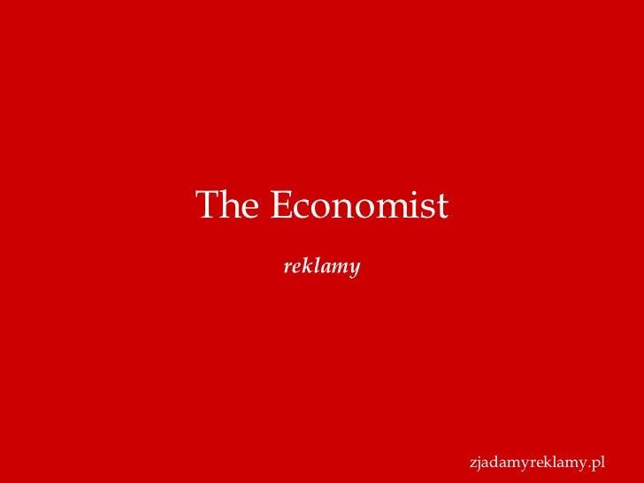 The Economist reklamy zjadamyreklamy.pl