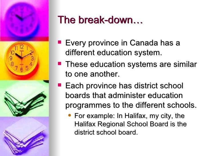 Adult education in ontario canada