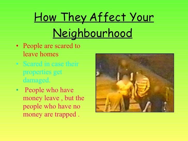 Negative effects of gangs. How gangs impact communities ... |Gang Effect