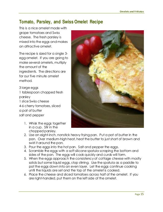 Basic Baked Frittata Recipe