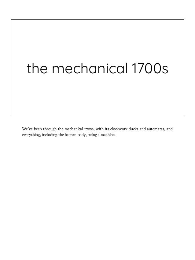 the electrical late 1800s The electrical late 1800s, when everything could be fixed with a little jolt from the friendly e...