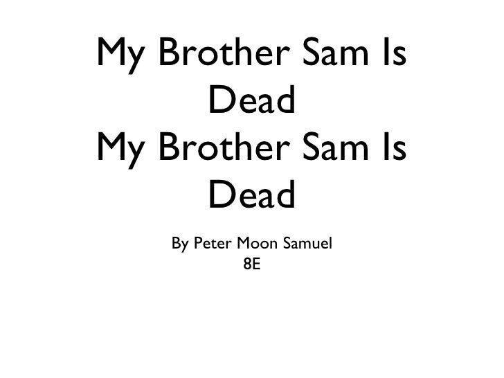 essay topics for my brother sam is dead talentview com ph essay topics for my brother sam is dead