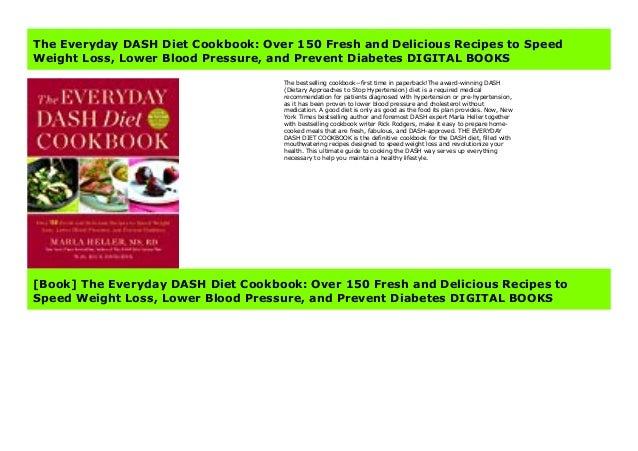 best selling dash diet book