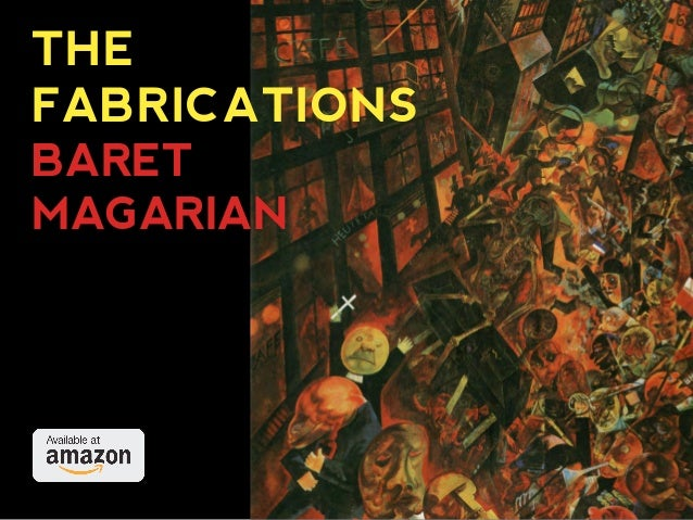 THE FABRICATIONS BARET Magarian
