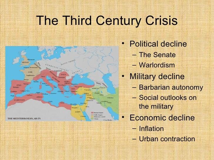 Third Century Crisis of the Roman Empire