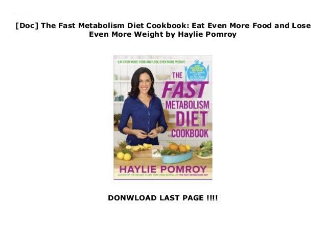 pomroy metabolism diet easiest recipes