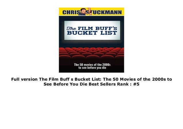 limpiar Perth cinta  Full version The Film Buff s Bucket List: The 50 Movies of the 2000s…