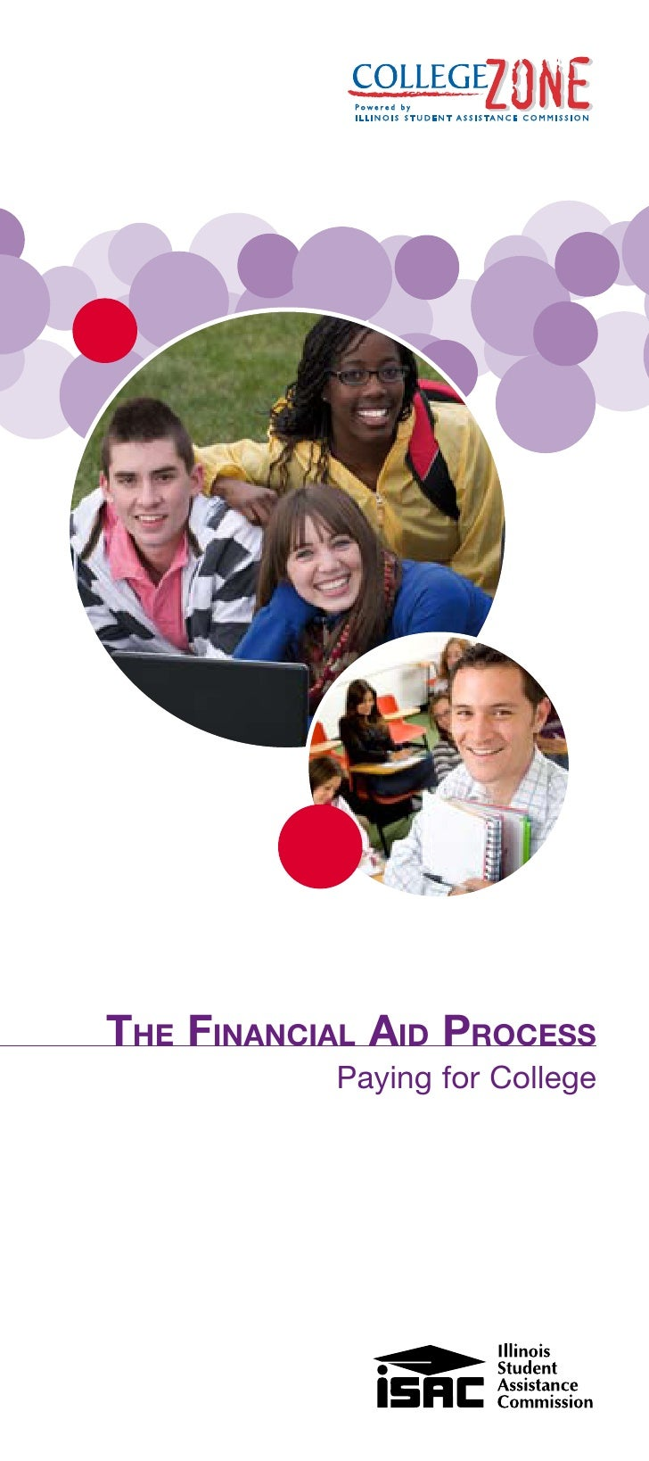 THE FINANCIAL AID PROCESS            Paying for College