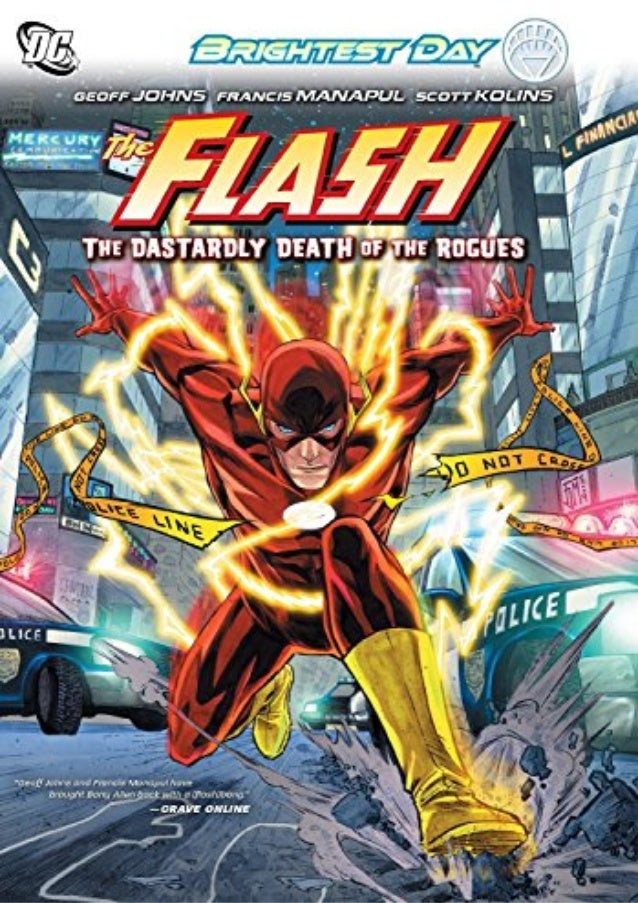 Comic pdf flash the book