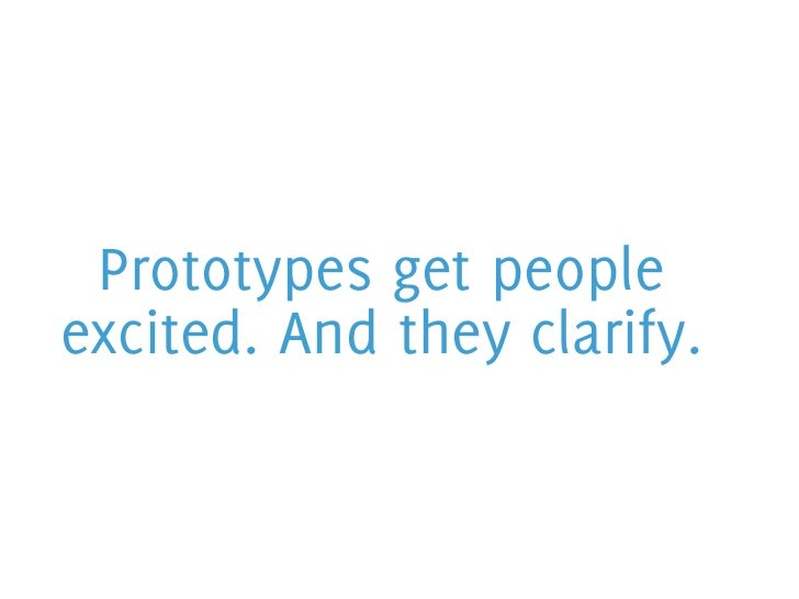 Focus on people and interactions. Not interfaces.