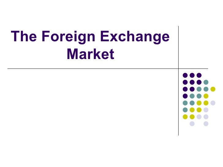 Essay on the Eurocurrency Market | India | Foreign Exchange