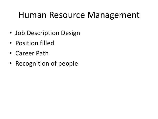 The foursupplychainenablers – Supply Chain Management Job Description