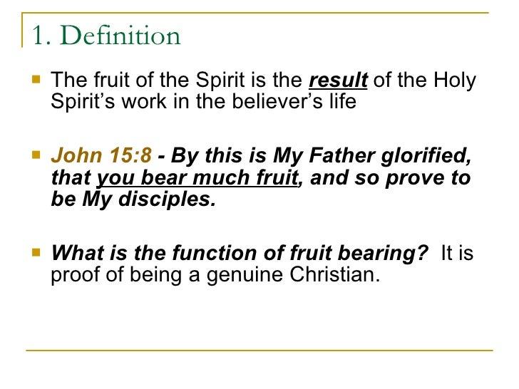 The fruits and gifts of the holy spirit 26 1 definition negle Choice Image