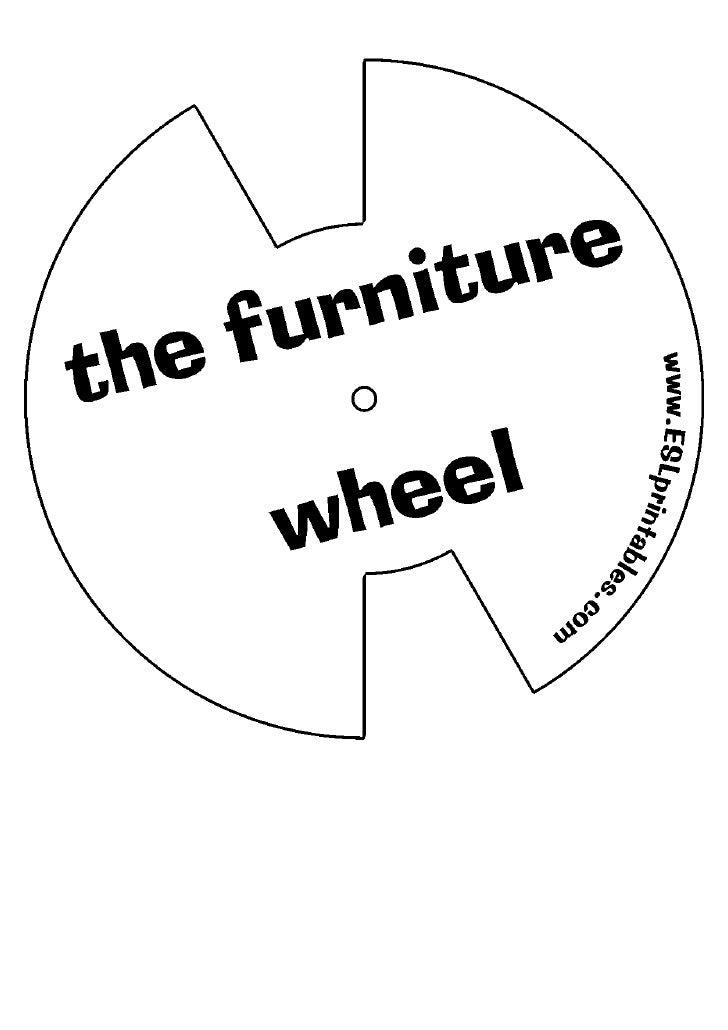 The Furniture Wheel