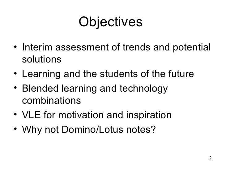 The Future Of Blended Learning V3 Slide 2