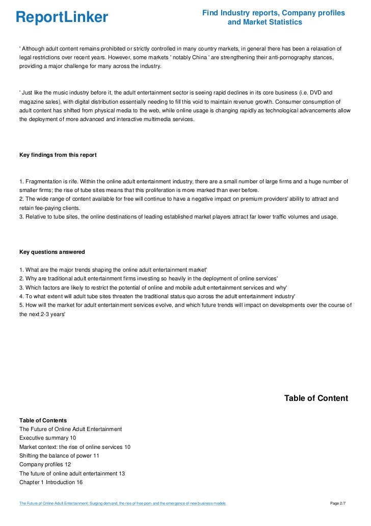 ... business models Page 1/7; 2.