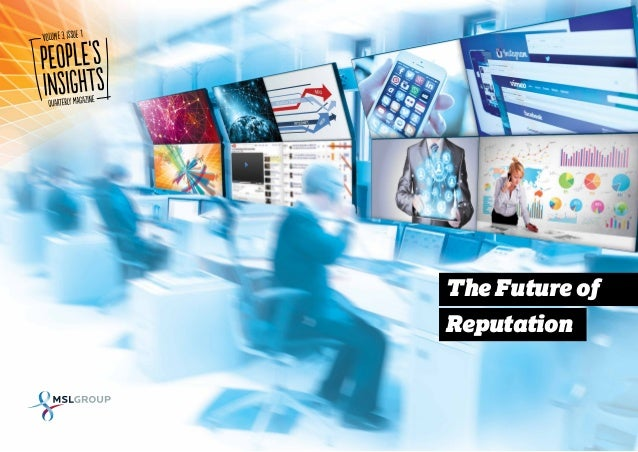 The Future of Reputation - People's Insights Magazine